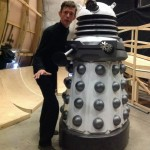 Lee and a Dalek