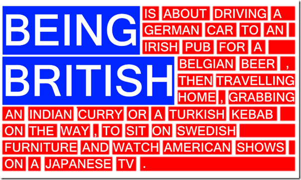 Being British Is About Driving A German Car